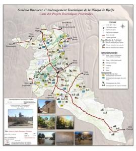 carte des projets touristiques final - Copie